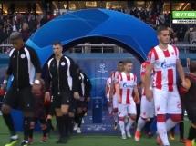 PSG 6:1 Crvena zvezda Belgrad