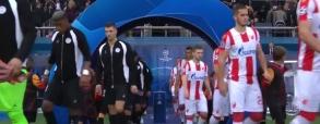 PSG - Crvena zvezda Belgrad