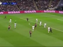 Tottenham Hotspur 2:4 FC Barcelona