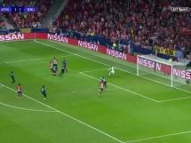 Atletico Madryt 3:1 Club Brugge