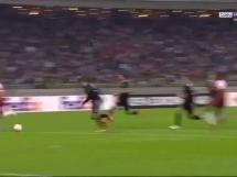 Qarabag Agdam 0:3 Arsenal Londyn
