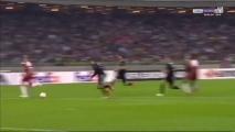 Arsenal lepszy od Karabachu! [Filmik]