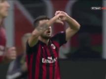 AC Milan 3:1 Olympiakos Pireus