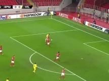 Spartak Moskwa 3:3 Villarreal CF