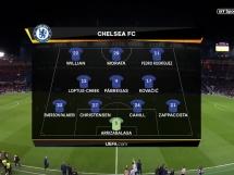 Chelsea Londyn 1:0 MOL Vidi