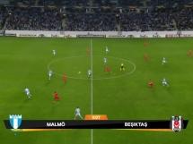 Malmo FF 2:0 Besiktas Stambuł