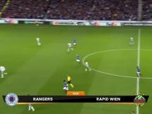 Rangers 3:1 Rapid Wiedeń