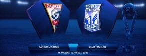 Górnik Zabrze - Lech Poznań