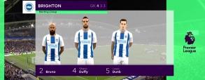 Brighton & Hove Albion - West Ham United