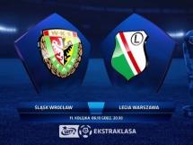 Śląsk Wrocław 0:1 Legia Warszawa
