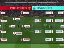 Manchester United 3:2 Newcastle United