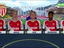 AS Monaco 1:2 Stade Rennes