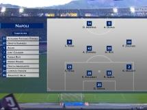 Napoli 2:0 Sassuolo