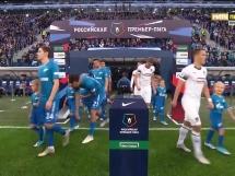 Zenit St. Petersburg 2:1 FK Krasnodar