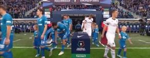 Zenit St. Petersburg - FK Krasnodar
