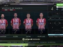 Atletico Madryt 1:0 Betis Sewilla