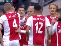 Ajax Amsterdam 5:0 AZ Alkmaar