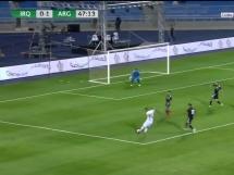 Argentyna 4:0 Irak