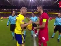 Turcja 0:0 Bośnia i Hercegowina