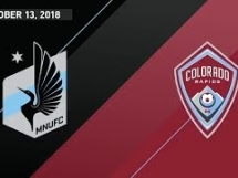 Minnesota United 0:2 Colorado Rapids