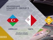 Azerbejdżan 1:1 Malta