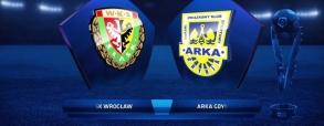 Śląsk Wrocław - Arka Gdynia