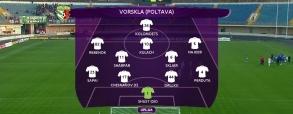 Worskła Połtawa 0:1 Dynamo Kijów