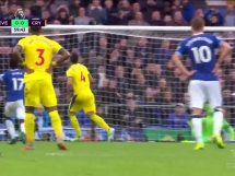 Everton 2:0 Crystal Palace