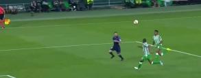 Betis Sewilla 0:1 Real Valladolid