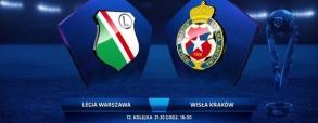 Legia Warszawa 3:3 Wisła Kraków
