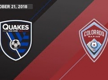 San Jose Earthquakes 0:0 Colorado Rapids
