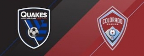 San Jose Earthquakes 0:0 Colorado Rapids