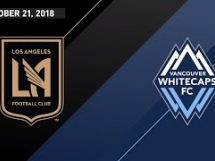 Los Angeles FC 2:2 Vancouver Whitecaps