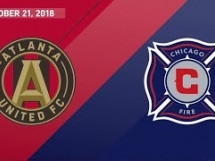 Atlanta United 2:1 Chicago Fire