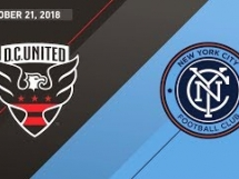 DC United 3:1 New York City FC