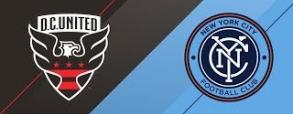 DC United 3:1 New York City FC