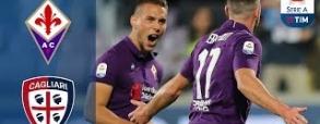 Fiorentina 1:1 Cagliari