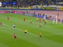 AEK Ateny 0:2 Bayern Monachium