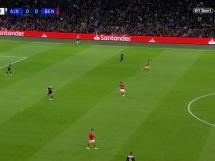Ajax Amsterdam 1:0 Benfica Lizbona
