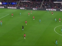 PSV Eindhoven 2:2 Tottenham Hotspur