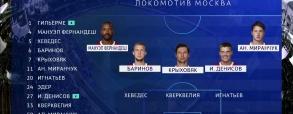 Lokomotiw Moskwa - FC Porto