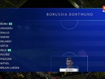 Borussia Dortmund 4:0 Atletico Madryt