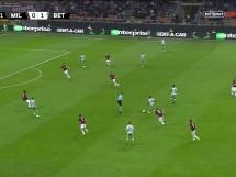 AC Milan 1:2 Betis Sewilla