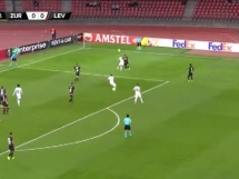 FC Zurich 3:2 Bayer Leverkusen