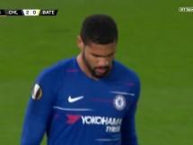 Chelsea Londyn 3:1 BATE Borysów