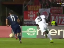 Dudelange 0:2 Olympiakos Pireus