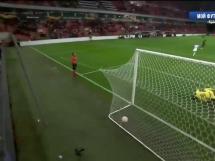Standard Liege 2:1 FK Krasnodar