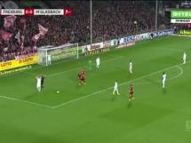 Freiburg 3:1 Borussia Monchengladbach