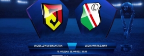 Jagiellonia Białystok - Legia Warszawa