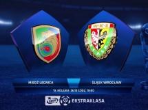 Miedź Legnica 0:5 Śląsk Wrocław